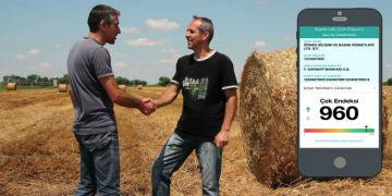 Çiftçi, Findeks uygulamasıyla karşılıksız çek almıyor!
