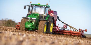 Konya, traktör sayısında lider oldu!
